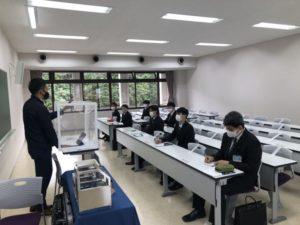 多摩地域「ものづくり企業」交流会に参加(株式会社アイザック)